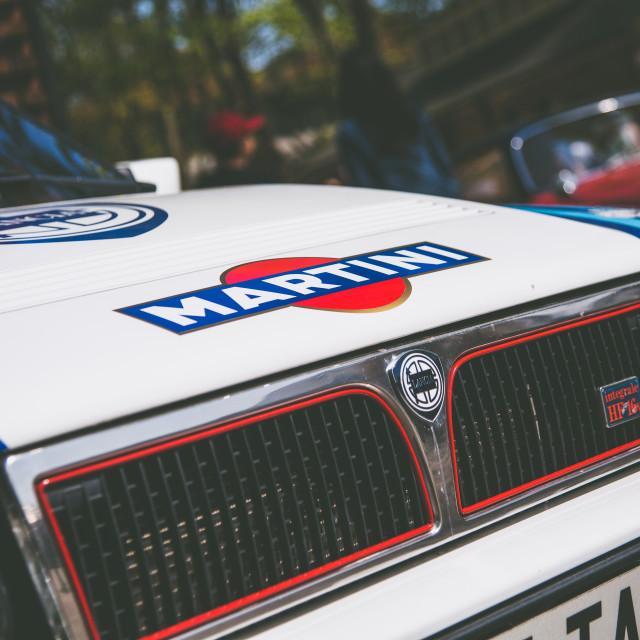 """Martini Lancia"" stock image"
