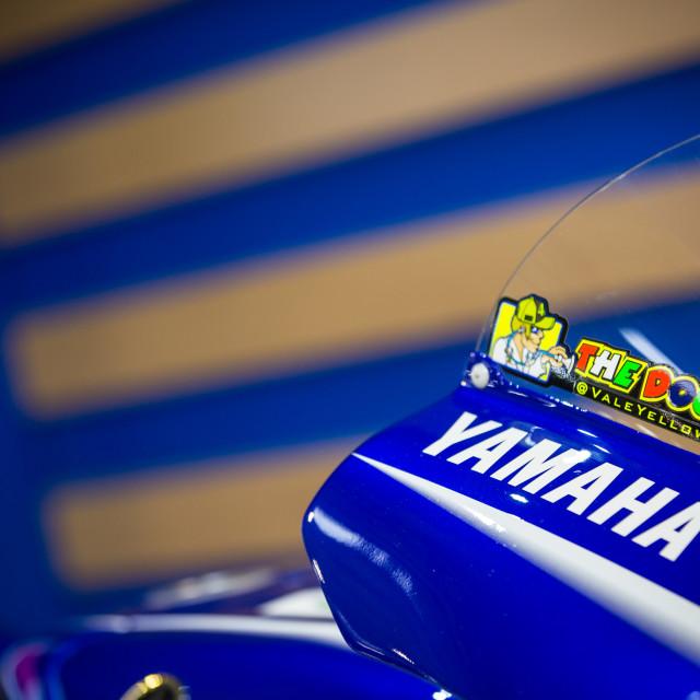 """""""Yamaha"""" stock image"""
