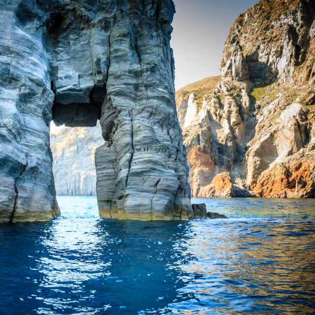 """""""Seascapes 1"""" stock image"""