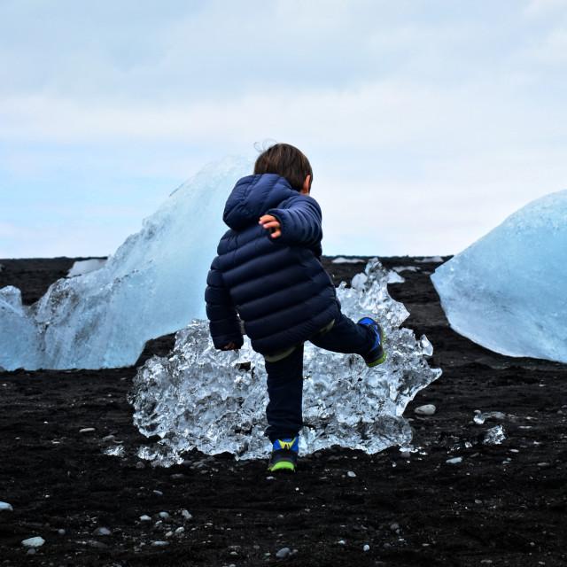 """""""Vik, Iceland"""" stock image"""