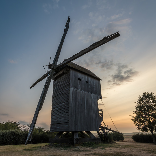 """""""The Windmill"""" stock image"""