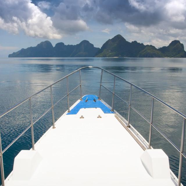 """""""Archipelago"""" stock image"""