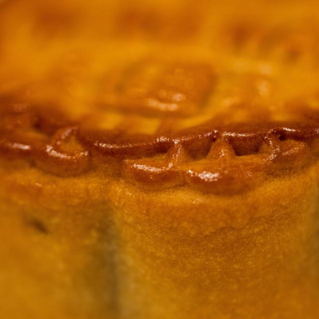"""Mid Autumn Mooncake"" stock image"