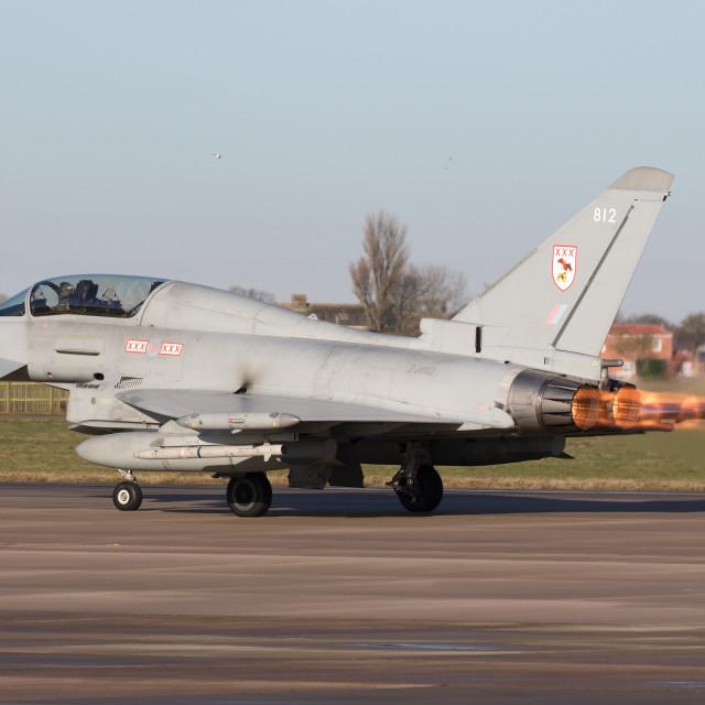 """""""4B9A4953 Typhoon ZJ812 812 180207 EGXC"""" stock image"""