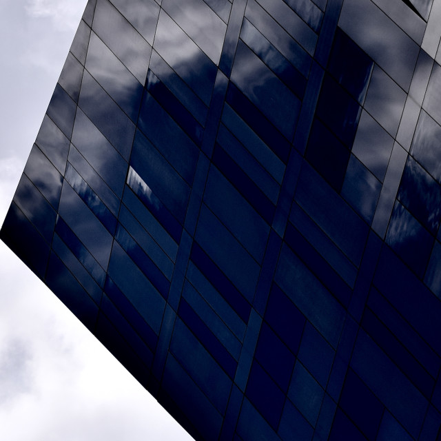 """""""Liverpool glass building 1"""" stock image"""