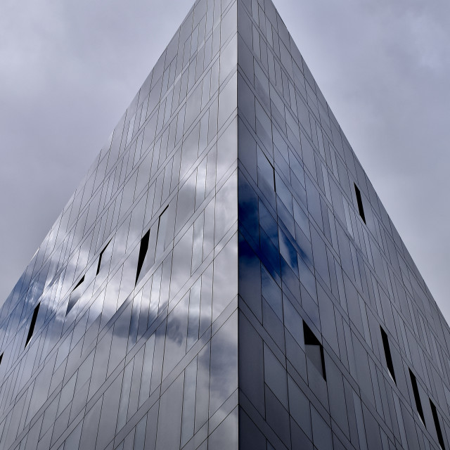 """""""Liverpool glass building 4"""" stock image"""