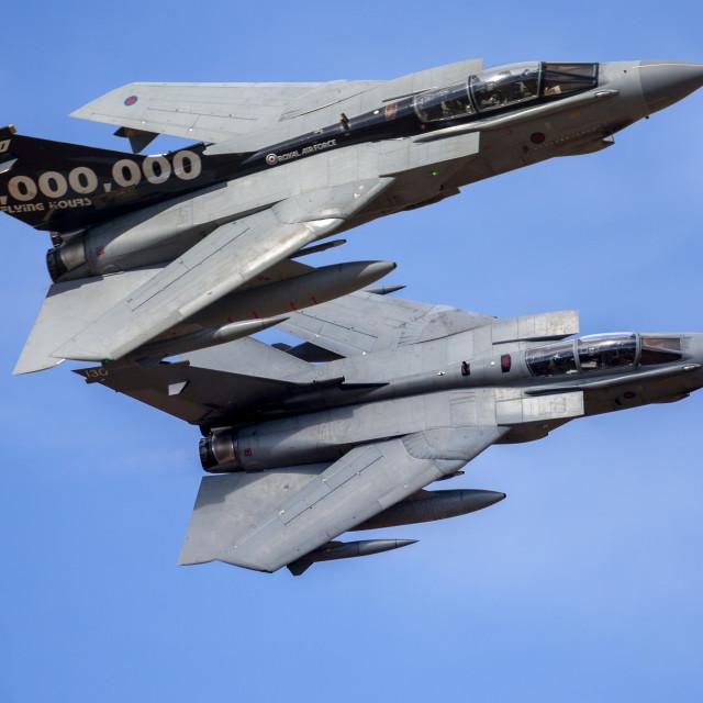"""Tornado GR4 Role Demo Pair"" stock image"