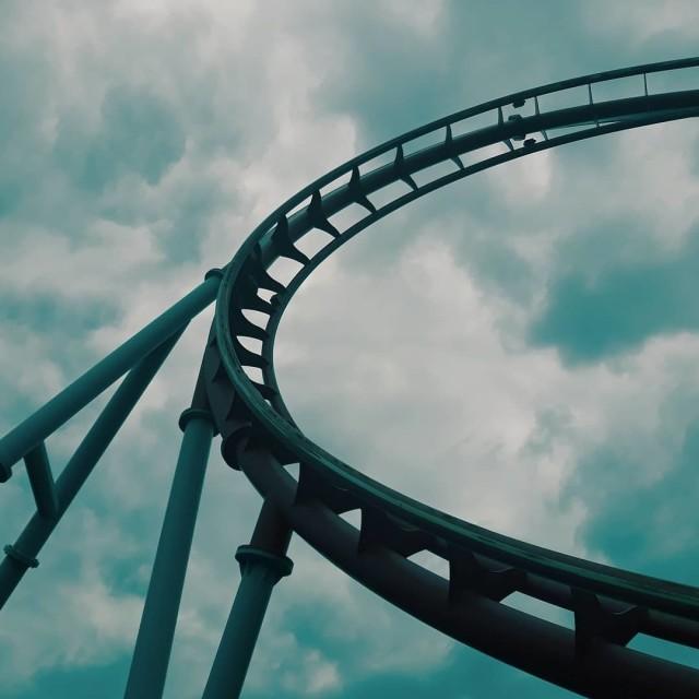"""Theme Park Ride"" stock image"