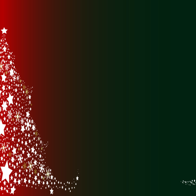 """Christmas Tree Background"" stock image"