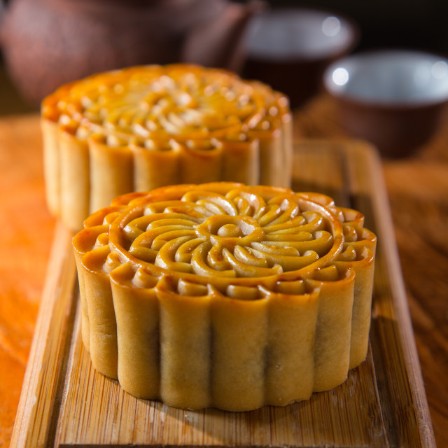 """Mooncake"" stock image"