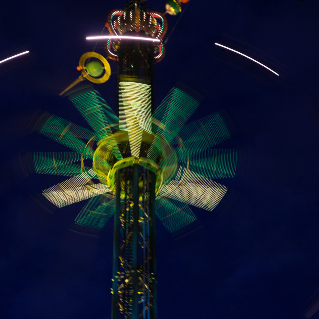 """""""The Star Flyer"""" stock image"""
