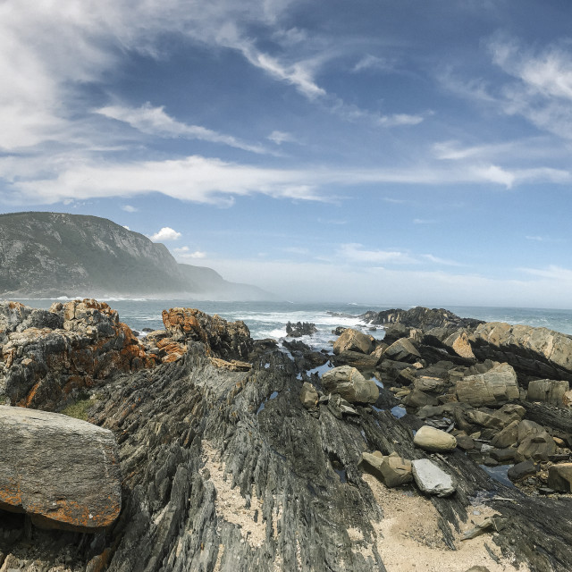 """Storms River Mouth"" stock image"