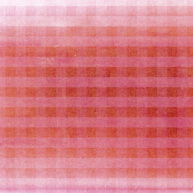"""""""Red chequered fabric background"""" stock image"""