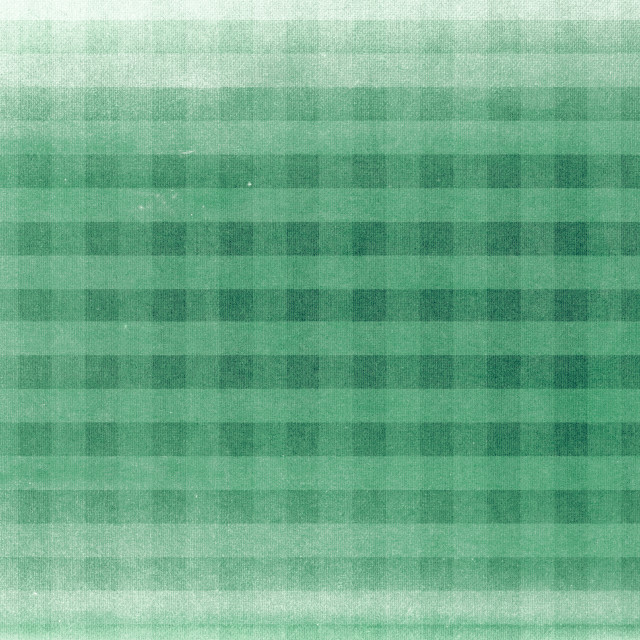 """""""Green chequered fabric background"""" stock image"""