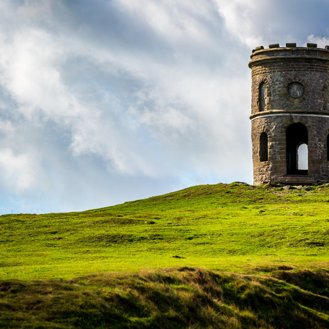 """Solomon's Temple, Buxton"" stock image"