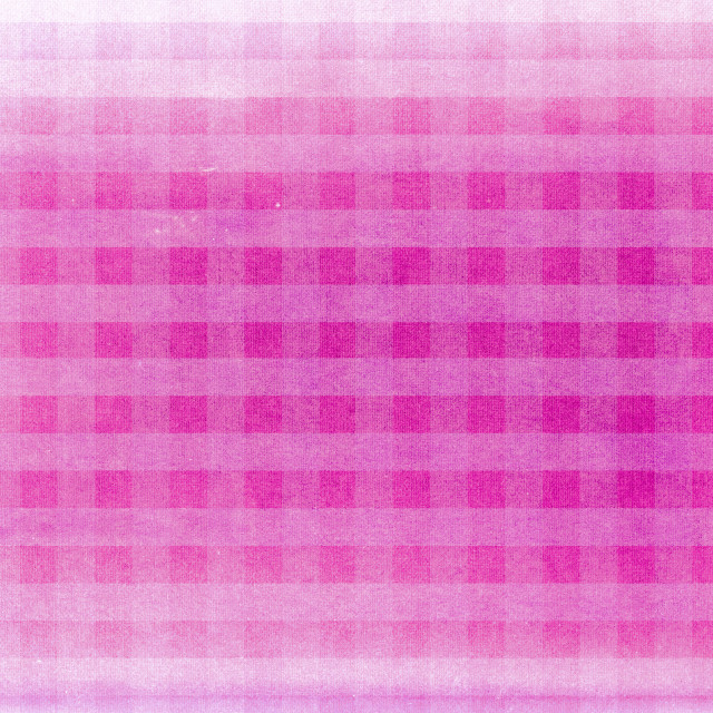 """""""Vintage pink chequered fabric background"""" stock image"""