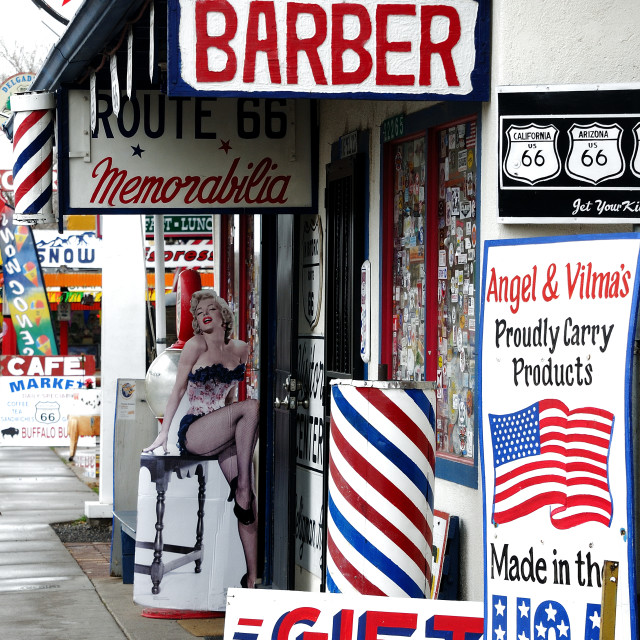 """Barber"" stock image"