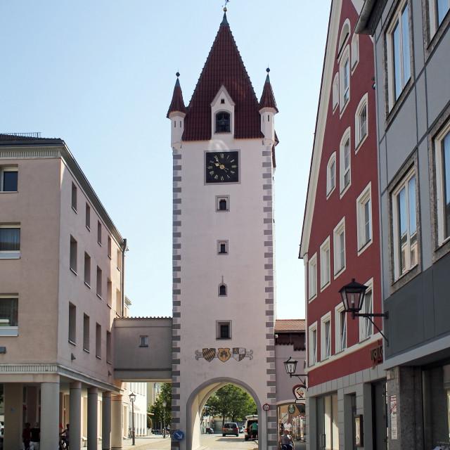"""Mindelheim 4"" stock image"