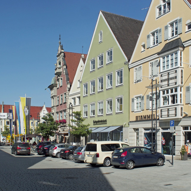 """Mindelheim 5"" stock image"