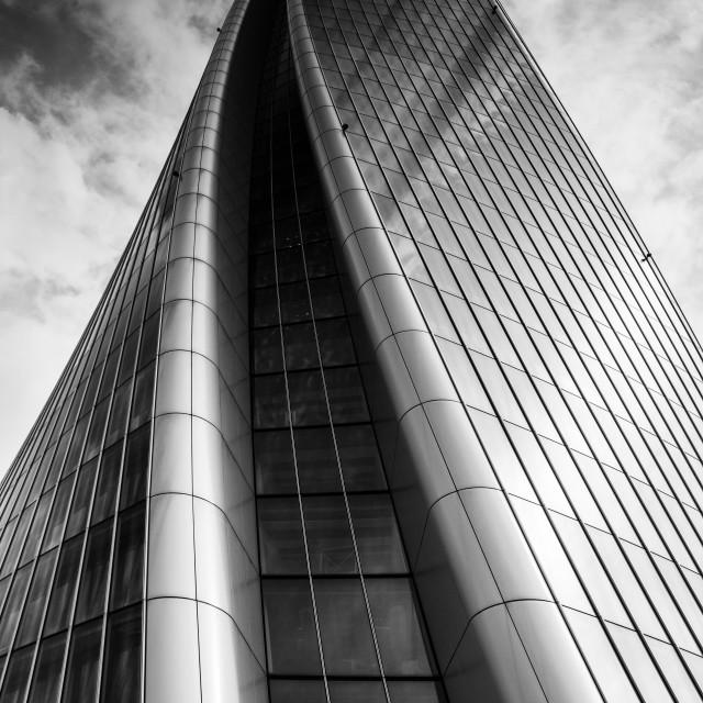 """""""Hadid Tower - Milan"""" stock image"""