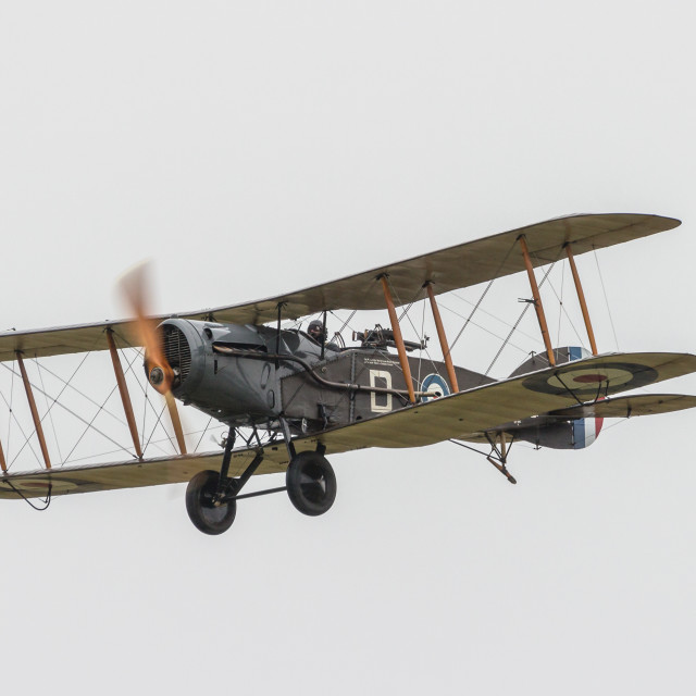 """Bristol F.2 fighter"" stock image"