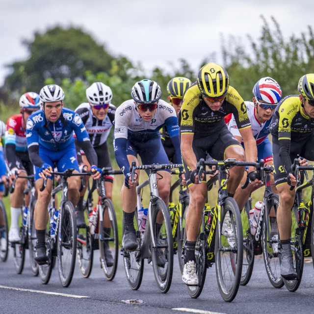 """Tour of Britain"" stock image"