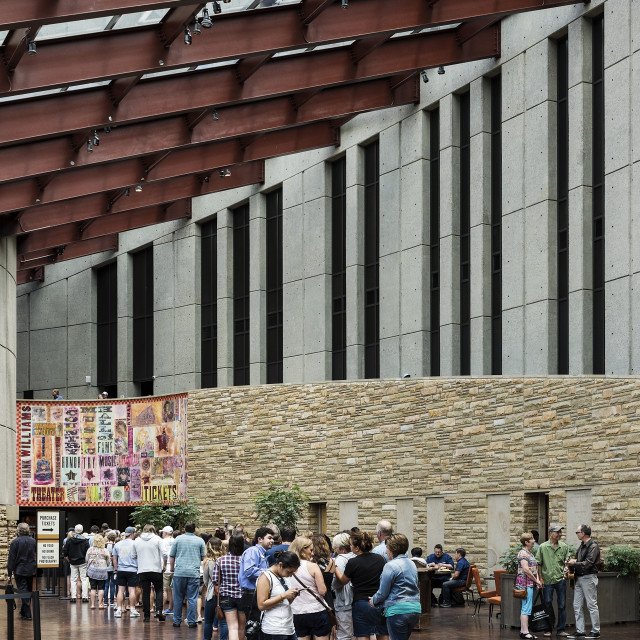 """""""Country Music Hall of Fame, Nashville, Tennessee"""" stock image"""