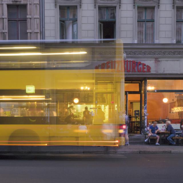 """Berlin Kreuzberg"" stock image"