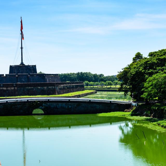 """Hue Citadel"" stock image"