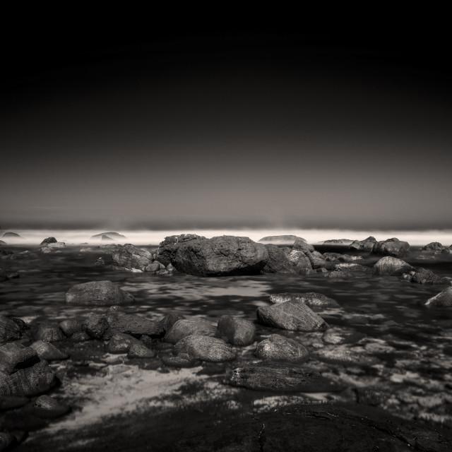 """Seascapes, Western Australia"" stock image"