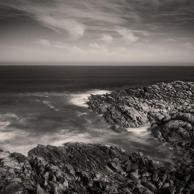 """Seascapes, Western Australia"" stock image"