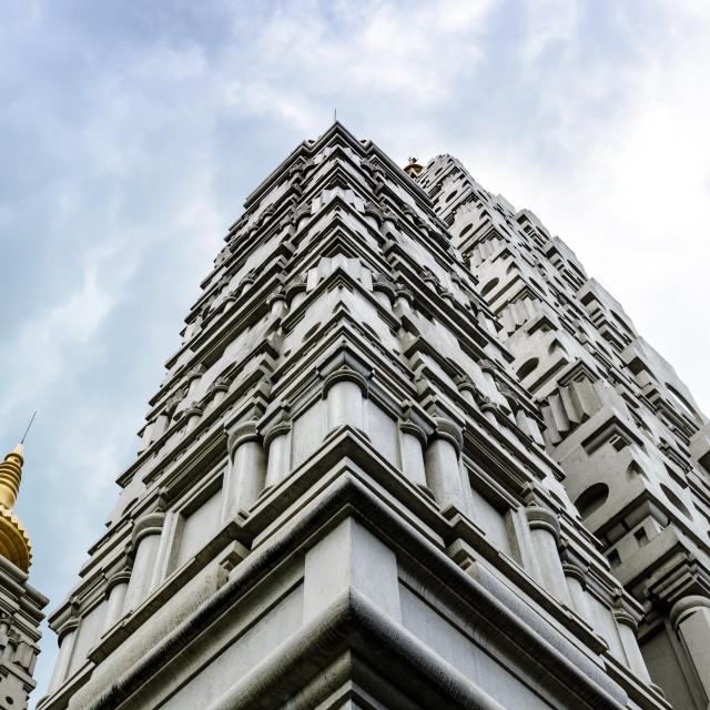 """Huyen Khong pagoda"" stock image"