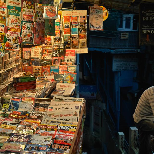 """Bookstore"" stock image"