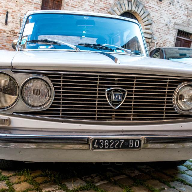 """Lancia Fulvia"" stock image"