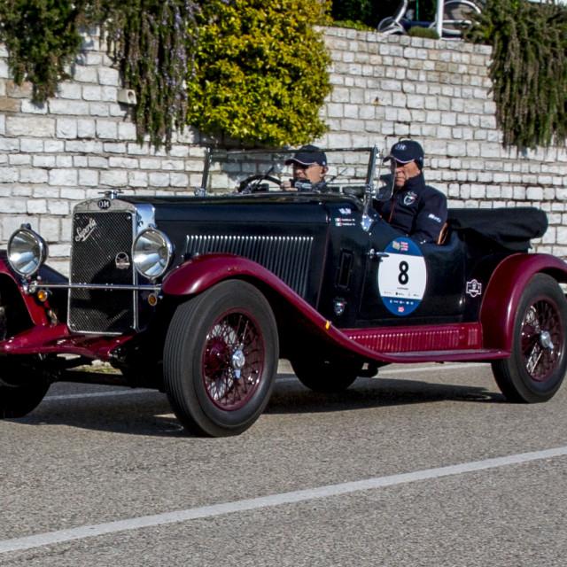 """O.M. 665 S TT SUPERBA 2000 1929"" stock image"