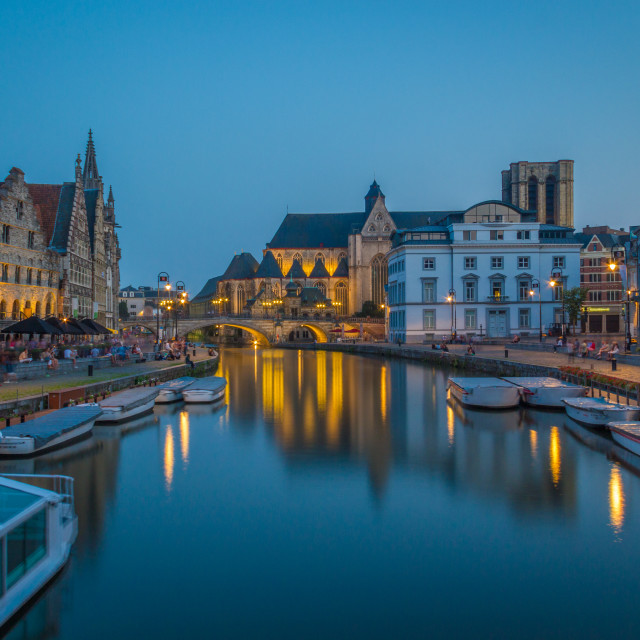 """Ghent"" stock image"
