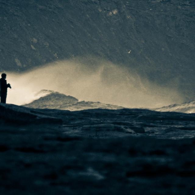 """Surf photog"" stock image"
