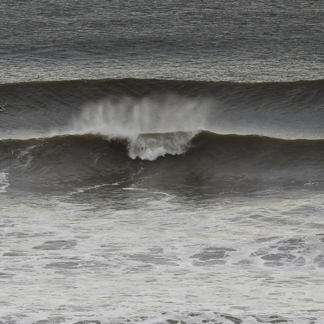 """Breaking Wave"" stock image"