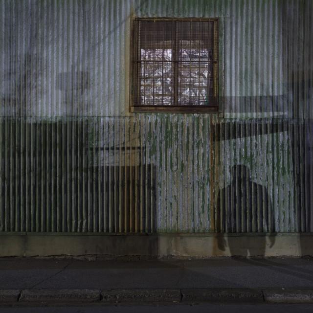 """Shadows"" stock image"