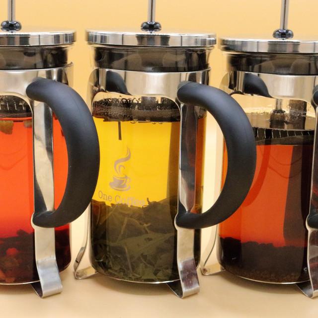 """Herbal Tea"" stock image"