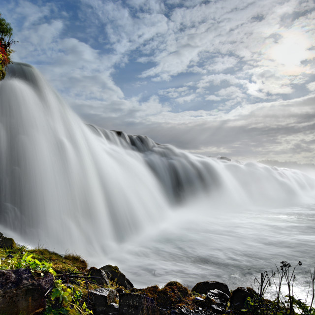 """Faxifoss"" stock image"