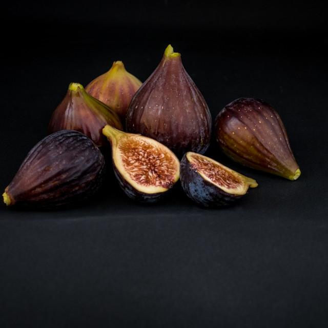 """ripe fresh figs"" stock image"