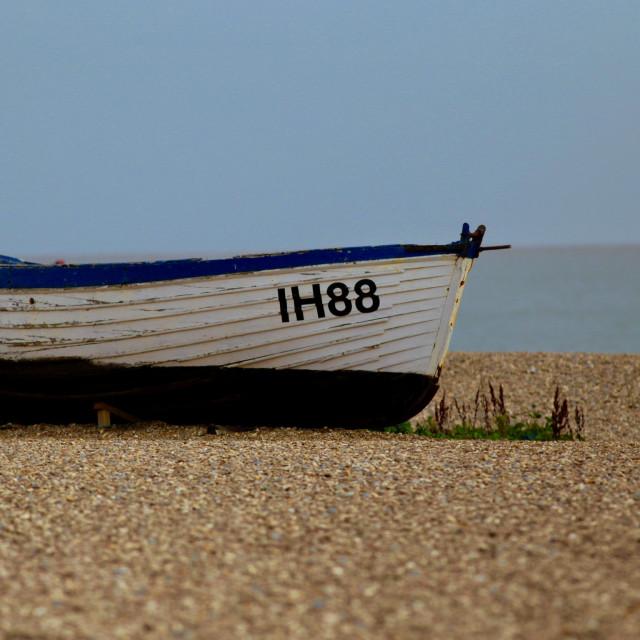 """Beach boat"" stock image"