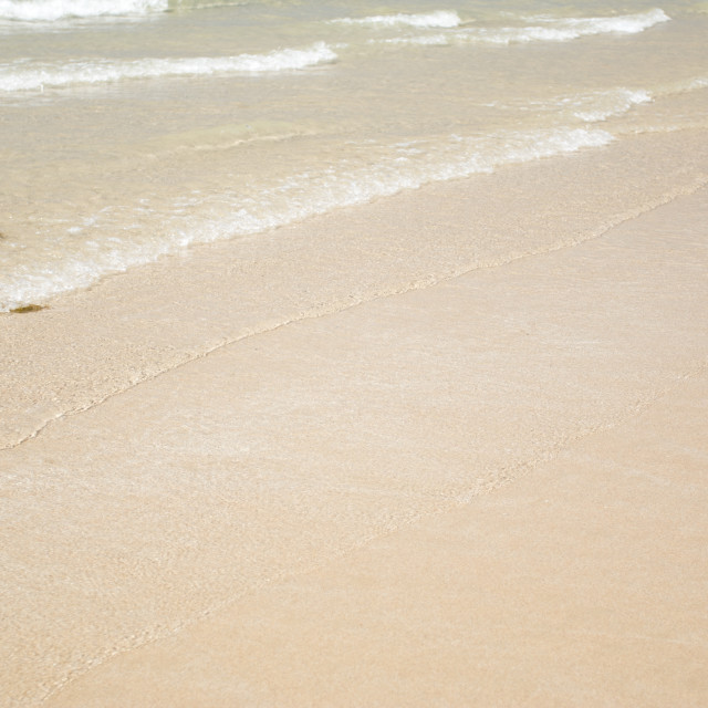 """""""Sand from beach"""" stock image"""
