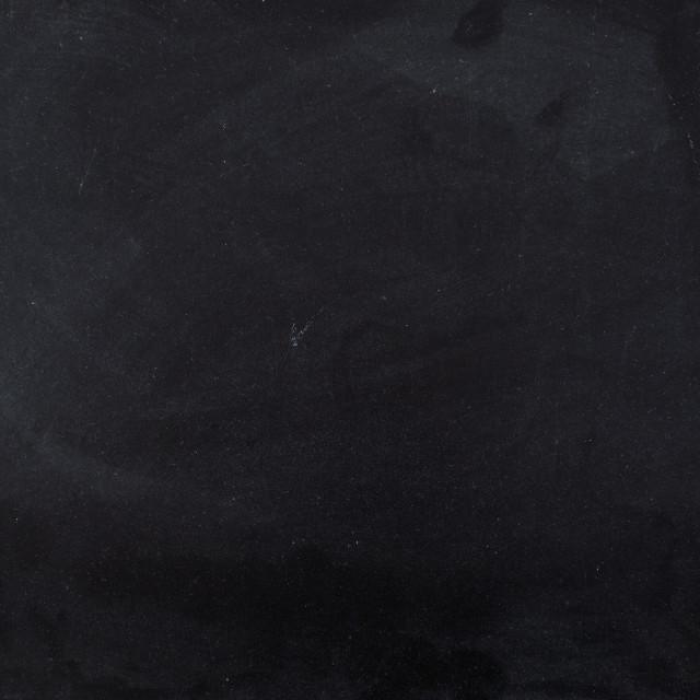 """Chalkboard background texture"" stock image"