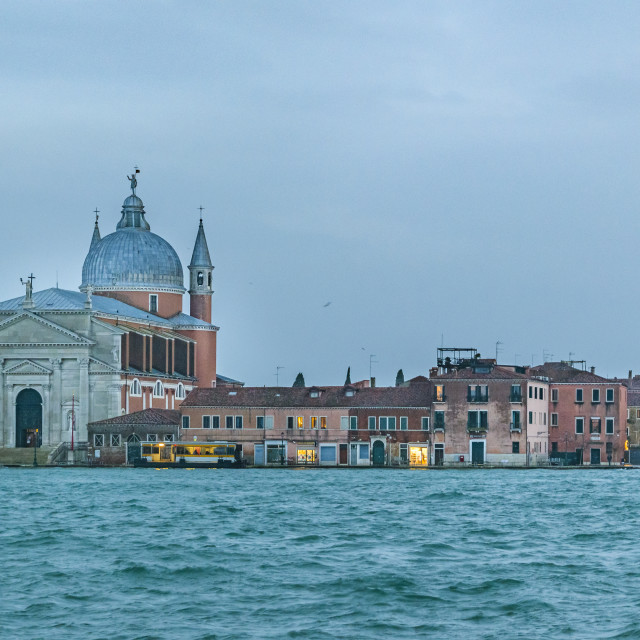 """Venice Grand Canal, Italy"" stock image"