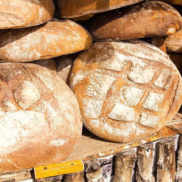 """Traditional polish bread"" stock image"