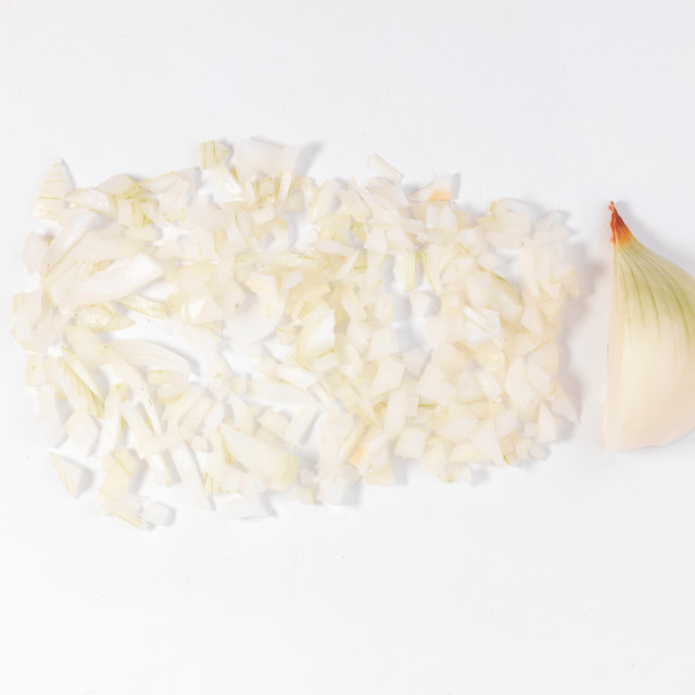 """diced onion"" stock image"