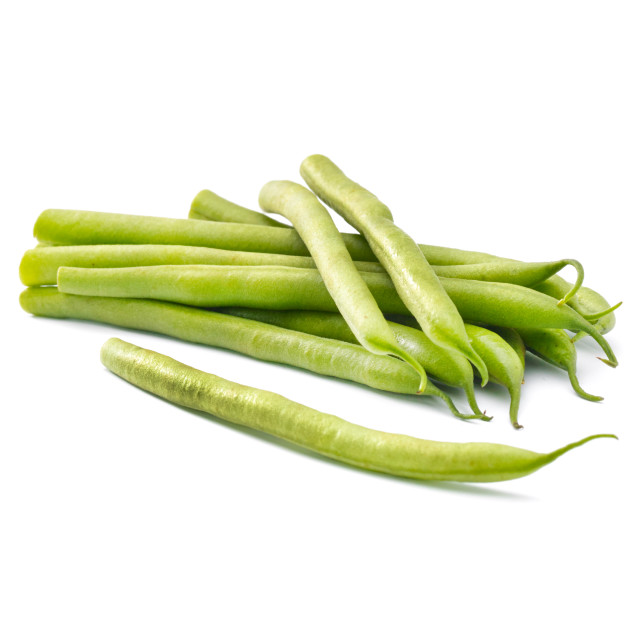 """french green beans"" stock image"