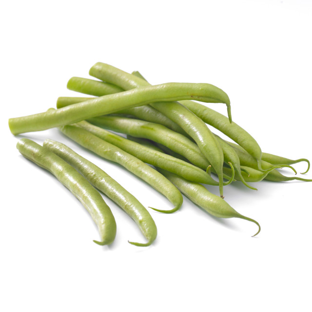 """pile of green beans"" stock image"